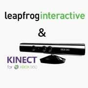 Digital out of Home project with LeapFrog Interactive